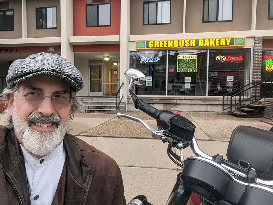 3rd Stop - Greenbush Bakery