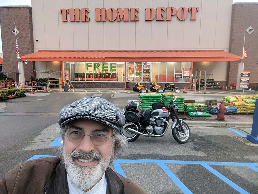 9th Stop - Home Depot
