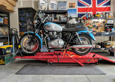 2002 Triumph Bonneville – SOLD