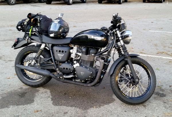 Triumph Bonneville Blog Idea Di Immagine Del Motociclo
