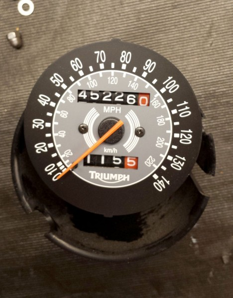 My OEM Mechanical Speedometer Stopped Working at 45,226 Miles