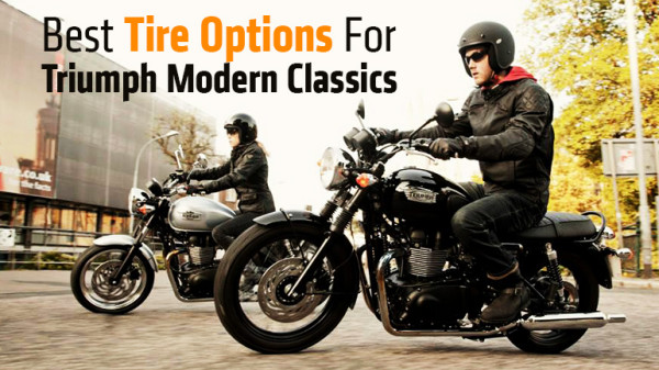 Best Tir -Options For Triumph Modern Classics