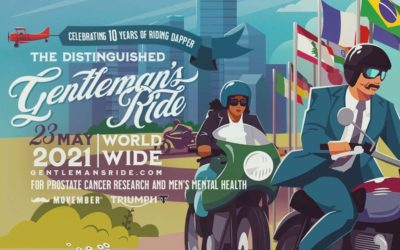 The Distinguished Gentleman's Ride 2021 – Madison, WI