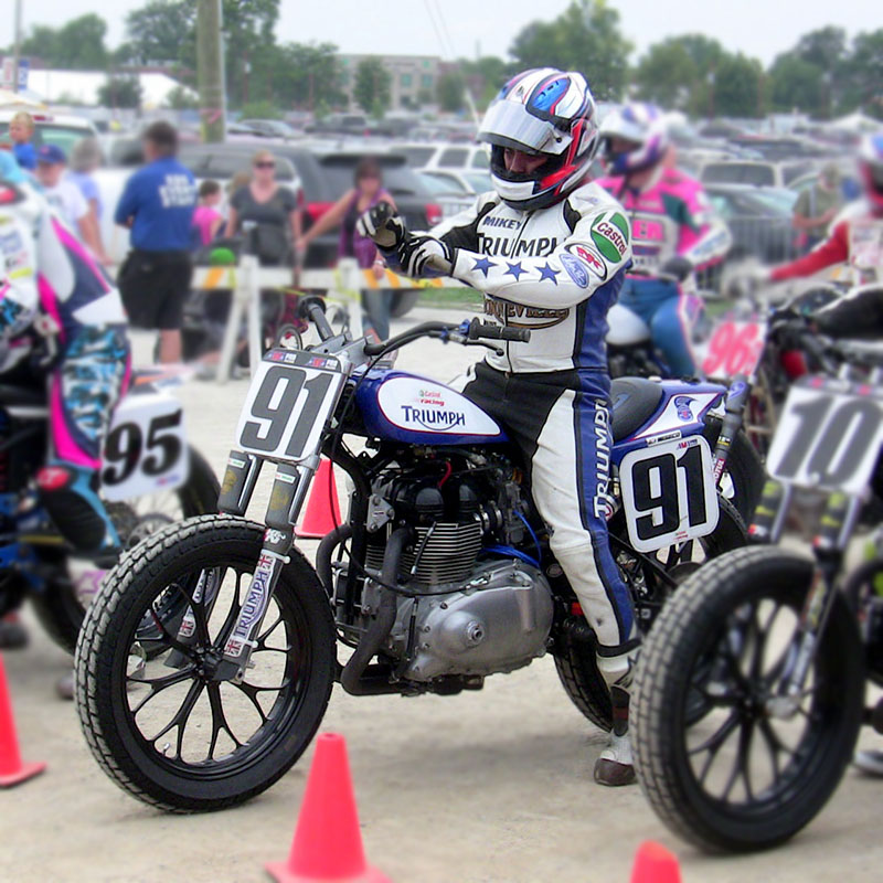 AMA Pro Flat Track – Indy Mile Event