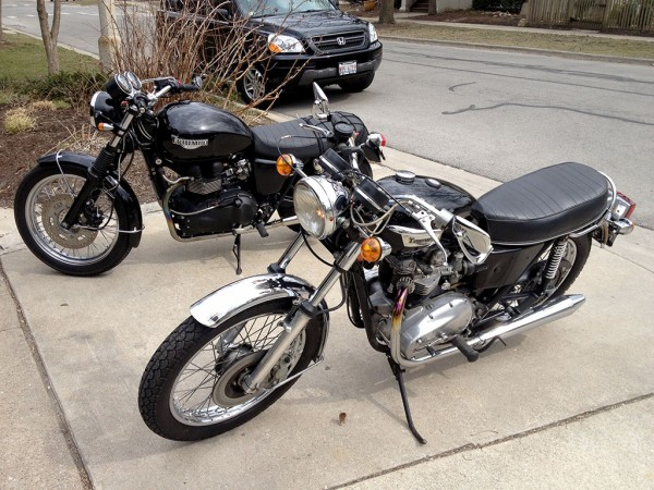 1976 Triumph Bonneville 750 Walk Around Video