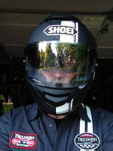 Shoei Gt Air >> 2013 Shoei GT-Air Helmet | Triumph Bonneville - A Personal Moto Blog