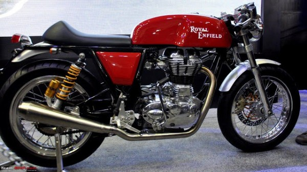 Special honorable mention.. . a very nice non-Triumph contender!