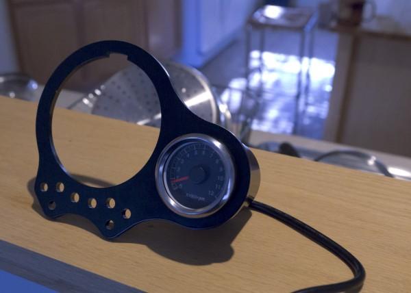 Tachometer Fitment