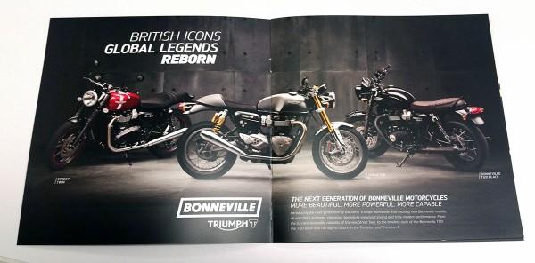 New Bonneville Sales Booklet - Spread