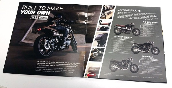 New Bonneville Sales Booklet - Inspiration Kits Spread