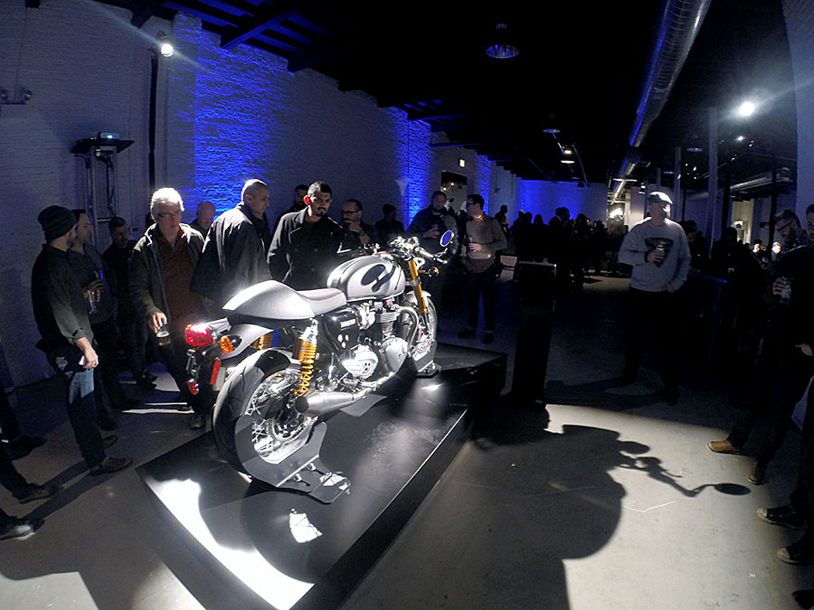 Bonneville Reborn Launch Party – Chicago