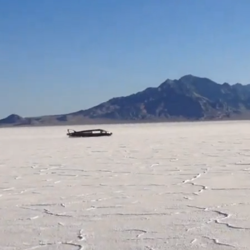 Video Update on the Triumph Land Speed Record Pursuit at Bonneville