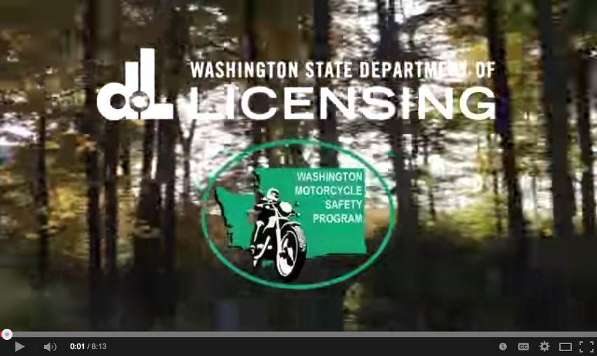 Motorcycle Awareness Video – A Second Look