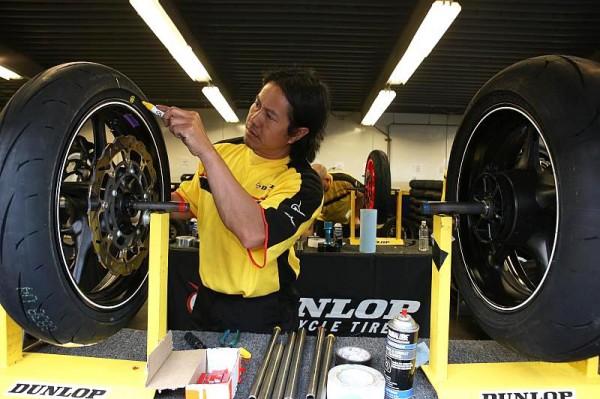 Dunlop Racing Tires Tip