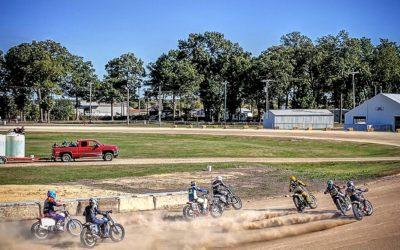 Elkhorn Half-Mile Flat Track Racing