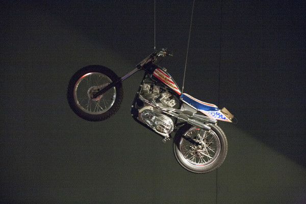 Evel Knievel S Harley Davidson Xl1000 Up For Auction: Mama Tried Motorcycle Show