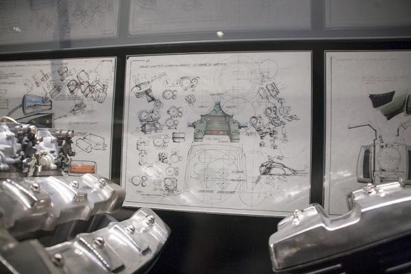 harley-drawings