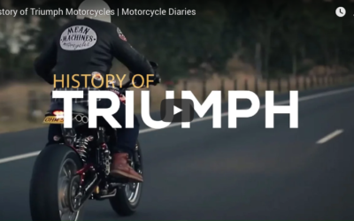 The History of Triumph Motorcycles Video
