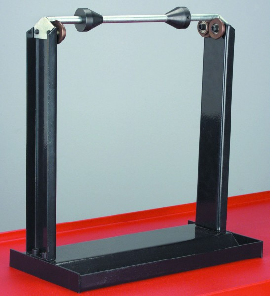 Harbor Freight - Motorcycle wheel balancing stand