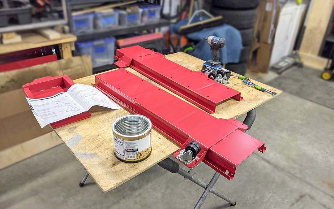 Harbor Freight Low Profile Motorcycle Dolly Review