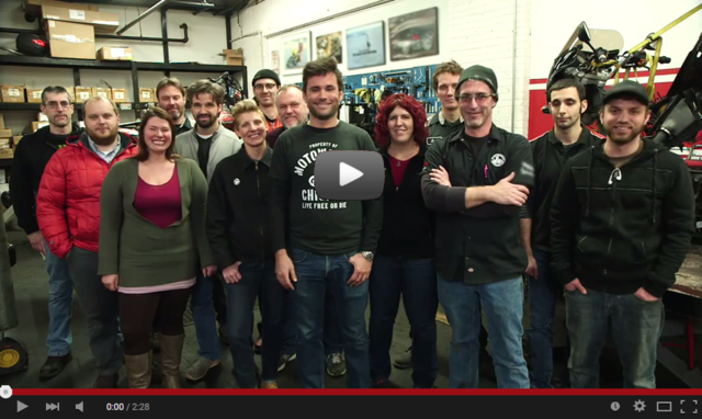 Motoworks Chicago Featured in Goldman Sachs Video