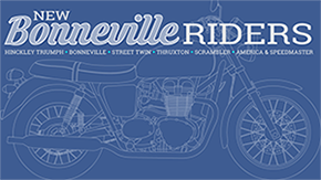 Join New Bonneville Riders