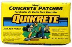 Quickcrete - Vinyl Concrete Patcher