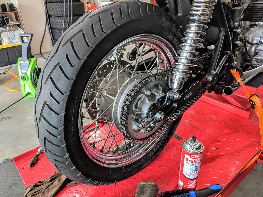rear-wheel-chain-installed