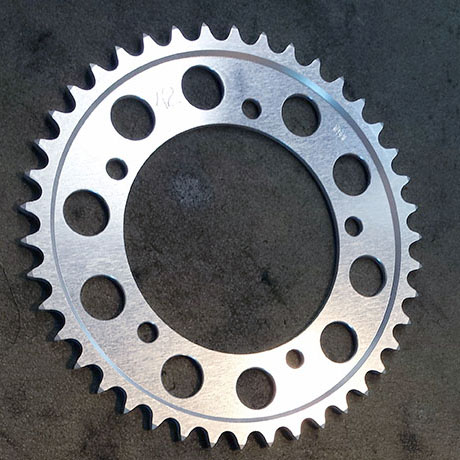 Rebel Gears Rear Sprocket