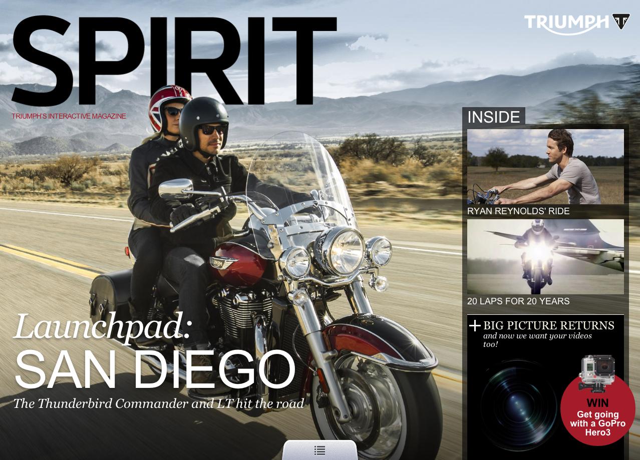 Triumph Spirit Issue 11