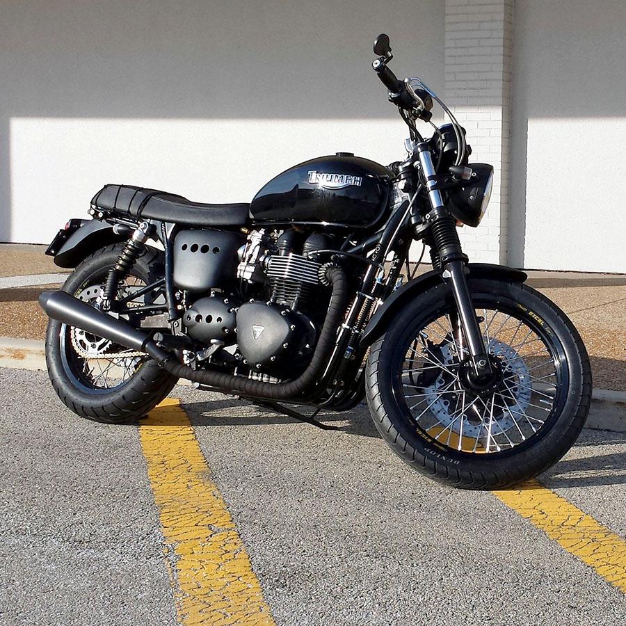 Why Buy A Bonneville Triumph Bonneville A Personal Moto Blog
